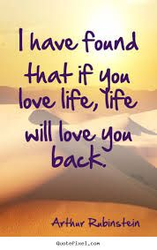 quote life -