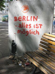 Berlin, Berlin, Berlin!