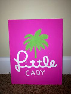 Cute signs for littles!