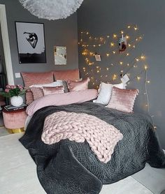 48 cute girls bedroom ideas for small rooms 36 48 cute girls bedroom ideas for small rooms 36 Related posts: 47 Cute Diy Bedroom Storage Design Ideas For Small Spaces Small Bedroom Paint Colors Catchy Bedroom Decor Ideas ⋆ Ho… 12 … Cute Girls Bedrooms, Cute Bedroom Ideas, Trendy Bedroom, Bedroom Simple, Bedroom Girls, Girl Rooms, Gray Teen Bedrooms, Teenage Bedrooms, Bedroom Modern