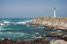Mendocino, Ca Lighthouse. It is the tallest on the west coast. The view is breathtaking  :)
