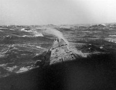 Archive Photos Show German U-Boat Crew on World War II Mission - NBC News