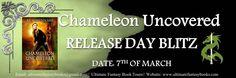 Release Blitz - Chameleon Uncovered by BR Kingsolver