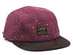 LightHouse 5-Panel Cap by LASER