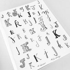 #handlettering #alphabet www.lifeidesign.com letters JK lifeidesign.jpg