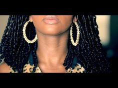 Knot FREE Crochet Weave with Braided Barbie: Coils on Natural Hair Coiling Natural Hair, Natural Hair Tips, Natural Hair Inspiration, Natural Hair Styles, Natural Girls, Natural Beauty, Finger Coils, Twist Hairstyles, Hair Journey