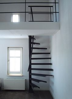 Barn conversions and 1m2 stairs in small apartments #EeStairs