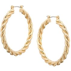 ASOS Oval Plait Hoops Earrings (20 AUD) ❤ liked on Polyvore featuring jewelry, earrings, accessories, oval hoop earrings, asos, earring jewelry, oval earrings and hoop earrings