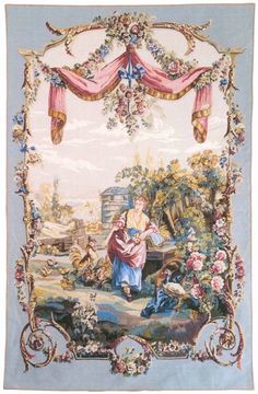 Flanerie Tapestry