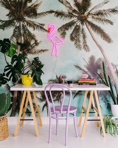 Neon Signs are the Latest Dorm Decor Trends We're Obsessing Over | Brit + Co