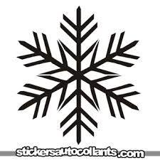 dessiner un flocon de neige gallery