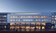 DRMA, Oxer Department Store Renovation, Norway, 2016