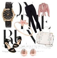 """""""On the run"""" by alice-in-a-land-of-wonder on Polyvore featuring Calvin Klein, River Island and Monica Vinader"""