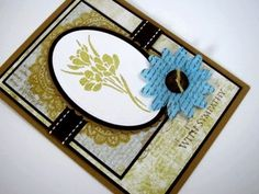 2011-04-21- New Timeless Texture Stamp Set  Garden Texture Card Project - YouTube