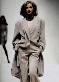#vintage Christy Turlington for Jil Sander F/W 1992 #thesupers