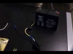 How To Modify 6 Volt Power Wheels Battery To Run A 12 Volt Battery - Power Wheels Modified Custom Power Wheels, Power Wheels Jeep, Outdoor Toys For Kids, Battery Sizes, Grow Lights, Wine Making, Aquaponics, Kids Toys, Quad