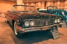 1961 Buick Electra 225 Convertible