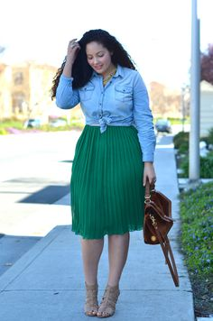 Girl With Curves: Spring Fever