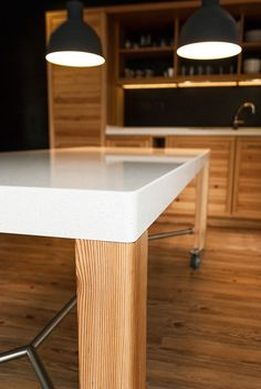 M Table on Behance