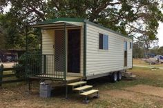 Parking a caravan in your backyard or driveway is an Australian property right that's as old as Vegemite and almost as common.