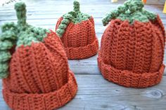 Who wants to be Martha when I can be ME?: Pumpkin Hat - Visual Step-by-Step