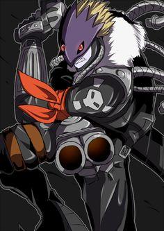 Pixiv Id Digimon Tamers, Beelzemon, Fur, Black Handwear, Black Pants Evil Goku, Scary Vampire, Pokemon, Digimon Frontier, Digimon Tamers, Digimon Digital Monsters, Digimon Adventure Tri, Me Me Me Anime, Japanese Art