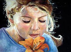 Amanda Dunbar - Lily