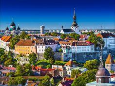 The Old Town, Tallinn