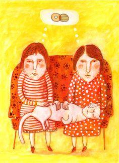 Illustration by Bobi+Bobi.