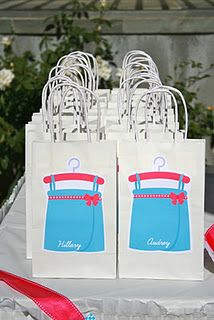 "Spa Party ""Sparty"" Favors"