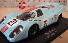 nsr Porsche 917K 1970 Gulf Livery #21