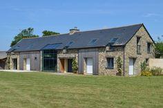 Galerie photos : Axe Laval-Nantes magnifique haras d'entraînement de 40 ha avec une belle longère de 350 m2 rénovée
