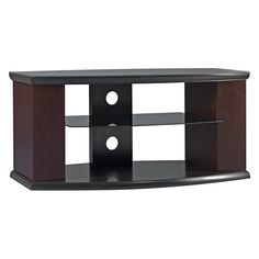 Have to have it. Bush Pimlico 42 in. TV Stand with Media Storage - $201.86 @hayneedle