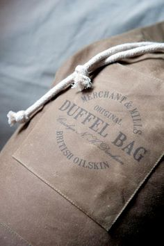 The best kit bag.  http://www.annabelchaffer.com/categories/Country-Pursuits/
