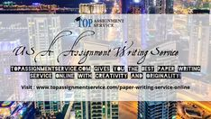 In USA Assignment Writing Service is relaible with New York Assignment Writing Writg Help  #AssignmentWritingService #AssignmentHelp #ResearchPaperHelp ResearchPaperWriting #ResearchPapers  Visit : https://www.topassignmentservice.com/paper-writing-service-online