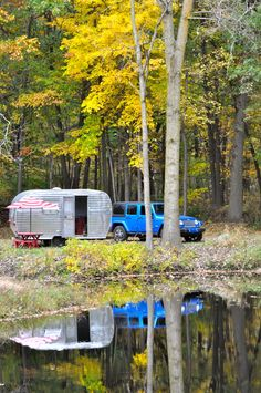 Camping in Michigan Bungalow 47 style