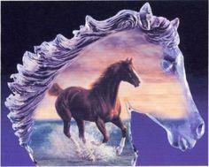 Gallery.ru / Фото #1 - Crystal Horse - Labadee