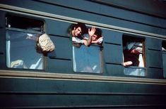 Цветные фотографии СССР-3