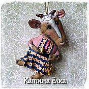 Подарки к праздникам ручной работы. Ярмарка Мастеров - ручная работа Козлики. Handmade.