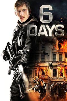6 Days film completo originale Netflix del 2017 in streaming HD gratis in italiano, guardalo online e fai il download in alta definizione.