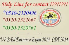 UP Bed Joint Entrance exam (JET) 2014 |UP JET 2014 official notification - Latest Jobs Notification,Course, Admission,carrier review at examandinterviewtips.comtips.com