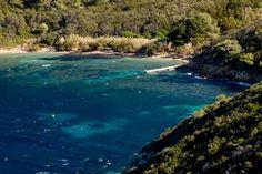 Découverte en famille de l'île de Port-Cros: visite et randonnée avec enfant tout autour de l'île de Port-Cros avec ses plages et sentiers
