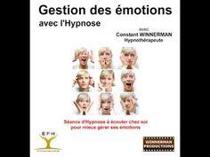 Séance d'Hypnose pour la gestion des émotions - YouTube Youtube, Management, Youtubers, Youtube Movies