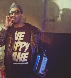 Juicy J - For Everybody feat. Wiz Khalifa & R. City on Tha Fly Nation