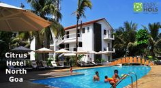 The Citrus Hotel North Goa will make you realise all the difference.