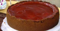 Cheesecake de queijo minas com goiabada - TV Gazeta
