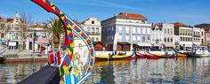Aveiro, Portugal. Hotel con Encanto, Jacuzzi y Crucero