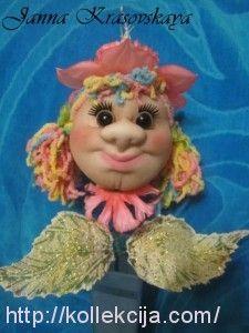 "Мастер-класс ""Скульптурно-текстильная кукла"""