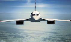 Concorde Air France & British Airways