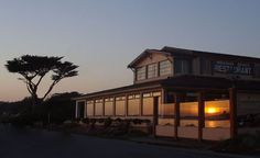 Miramar Beach Inn Half Moon Bay- My favorite watering hole - Listened to Triple Play live there a ton! Half Moon Bay Restaurants, Great Restaurants, Half Moon Bay California, Northern California, Miramar Beach Restaurants, Happy Hour Menu, Beautiful Sunset, Places To Eat, Trip Advisor